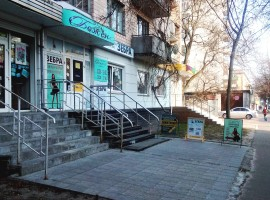 Аренда магазина 62,5м, ул.Мстиславская за маг.Прогресс, центр города