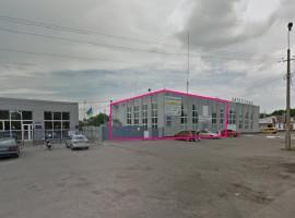 Отдельностоящее здание 451,4м, h=6.65м, г.Прилуки!
