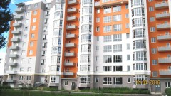 + С панорамными окнами 1-комн.кв. 44м в Сданом доме ул. Жабинского