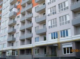 1-комнатная квартира с автон.отопл.в сданом доме,ул. Жабинского