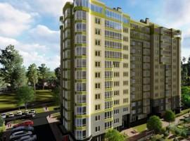 + Новый дом 1-комн.кв. 40,9м от Застройщика в Центре