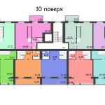 10 этаж