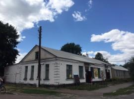 ^Продам офис и швейный цех 169,3м в Любече по ул. Мира,44