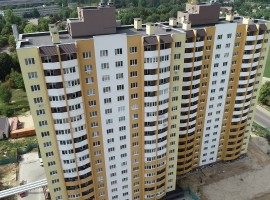 1-комн. квартира, площадью - 42,87м в новом доме ЖК СЕВЕРНЫЙ (р-н ЗАЗа)