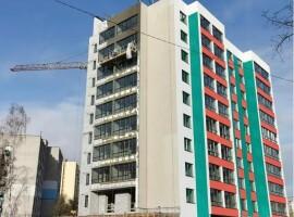 2-комн. квартира, площадью - 71,3м по пр. Мира, 249 в новом ЖК Мрія